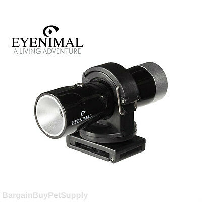 Eyenimal Dog Videocam Pet Cam Collar Harness Cap Video Camera N-3039