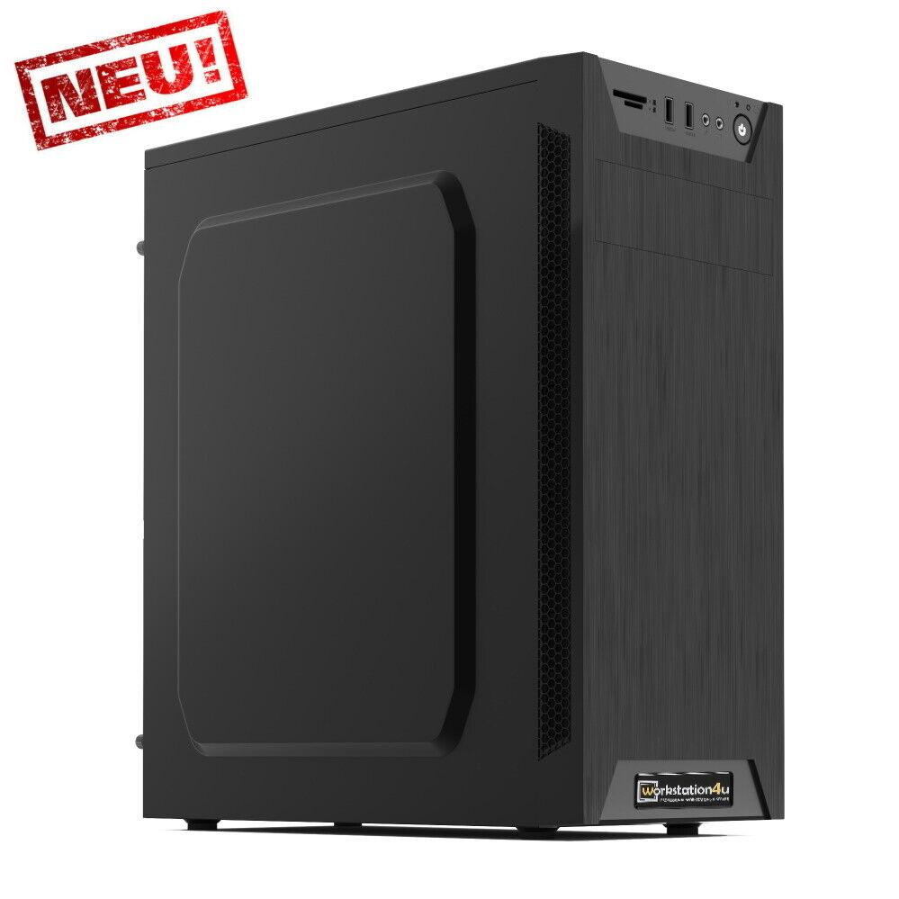 W4000 Office PC ➕ Xeon E5-2620 16GB Ram 256GB SSD Office Grafikkarte Win10 Pro