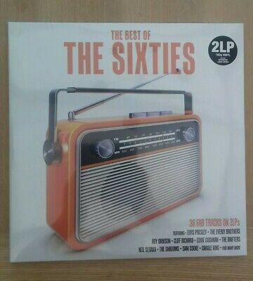 The Best Of The Sixties 2LP Vinyl (Best Albums Of The 1960s)