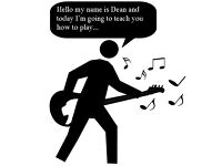 Want to Start learning Guitar? £12/hr