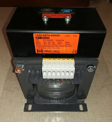 Emco Pcmill 55 Cnc Mill Transformer Zet000386 C28s