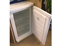 Bosch Exxcel under-counter freezer. Three drawers. Clean and works well. No known problems.