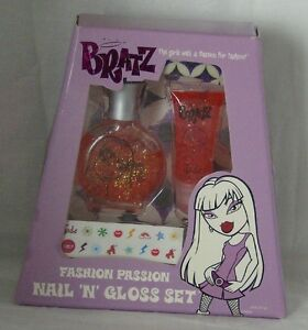 BRATZ-GIRLS-FASHION-PASSION-NAIL-GLOSS-GIFT-SET-NIP-ORANGE-4-PIECE