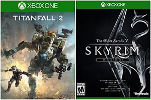 WANTED: Titanfall 2 or Skyrim Xbox One