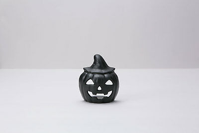 Iwachu Accessory Candle stand pumpkin (Black color) japan