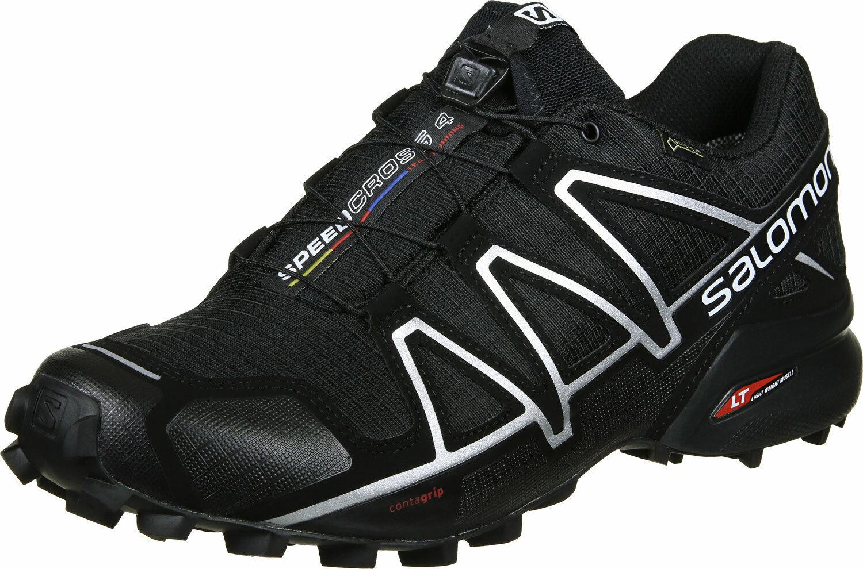 Salomon Women s Speedcross 4 Trail Running Shoes Blk Blk