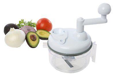 Kitchen + Home Salsa Master, Salsa Maker, Food Chopper, Mixer and Blender