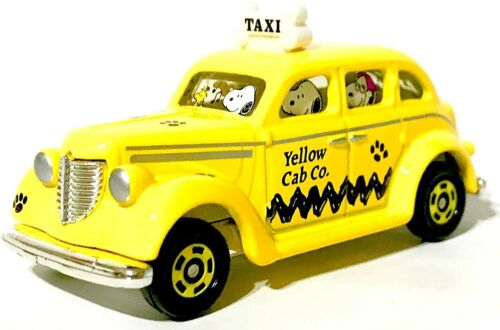 USJ Limited Tomica [Snoopy Taxi]