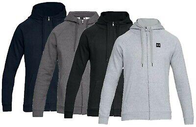 Men's New Under Armour Hoodie Hoody Hooded Sweatshirt Jumper Pullover Jacket