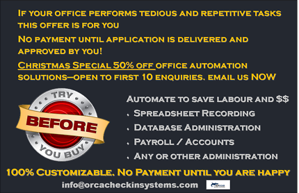 Computer & Office Automation Services