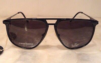 CARTIER & FERRARI SONNENBRILLE F-68 801 140 HERREN Brille Neu Alutanium schwarz
