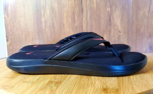 Nike Women's Ultra Comfort 3 Thong Flip Flops Size multi  AR