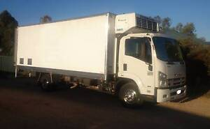 Frozen Food Truck Distribution Macdonald Park Playford Area Preview