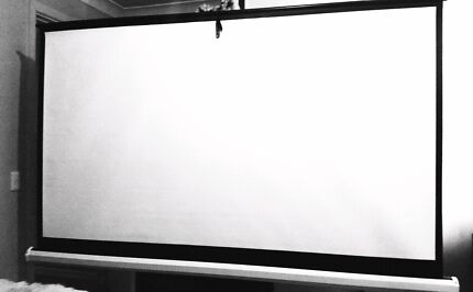 QUICK SALE!! Projector screen, brand new with out packaging.  Liverpool Liverpool Area Preview