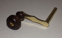 Grandfather Clock Winding Winder Key Crank Howard Miller Sligh Ridgeway Pearl