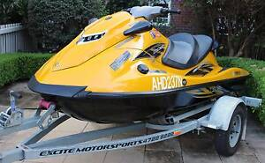 2013 YAMAHA VX18R 1812cc Waverunner Jet Ski with only 55 hours Cammeray North Sydney Area Preview