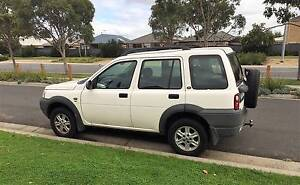 2003 Land Rover Freelander Wagon - MOVING OVERSEAS Taylors Hill Melton Area Preview