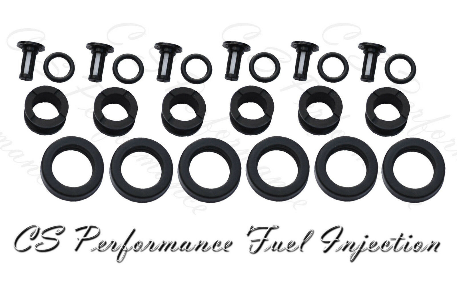 HONDA Fuel Injector Service Repair Rebuild Kit Orings