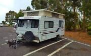 Caravan Coachman Claremont 1995 poptop Bangholme Greater Dandenong Preview