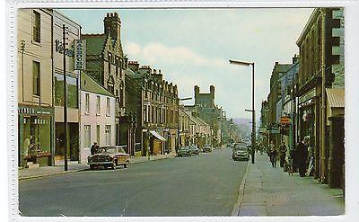 HIGH STREET, CASTLE DOUGLAS: Kirkcudbrightshire postcard (C18482)