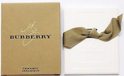 Sachet Ornament (My Burberry Ceramic Perfume Sachet Porcelain Ornament Collectible You Scent It )