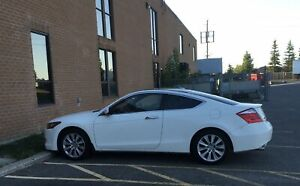 Honda accord coupe 2010 ExL V6