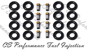 Fuel-Injector-Service-Repair-Rebuild-Kit-Orings-Filters-for-5-6-Infiniti-CSKRP18