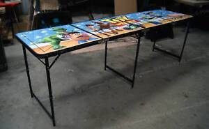USED Toy Story Themed Foldable BeerPong Table (Local PickUp Only) Lonsdale Morphett Vale Area Preview