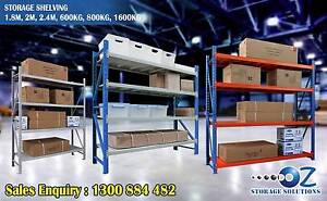 HD Long Span Garage Storage Warehouse Shelving Rack Work Bench Carindale Brisbane South East Preview