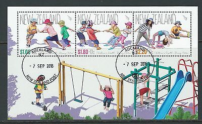 NEW ZEALAND 2016 HEALTH STAMPS