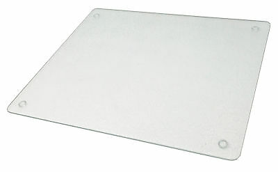 - Vance 20 X 16 Clear Surface Saver Tempered Glass Cutting Board, 82016C