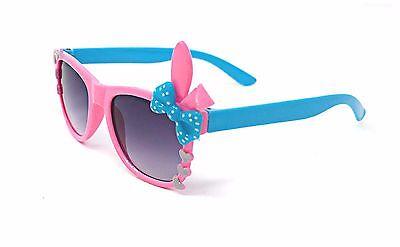 Pink Häschen Schleife Style Kinder-Kostüm Brillen Perfekt für Partys Hüfthose