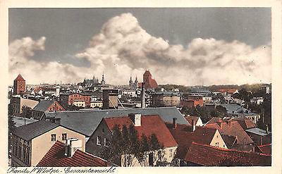 Konitz Westpreussen Gesamtansicht Postkarte 1940 Feldpost