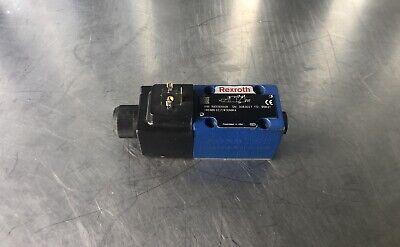 Rexroth R900906668 Bosch Hydraulic Solenoid Valve Assy New Free Shipping