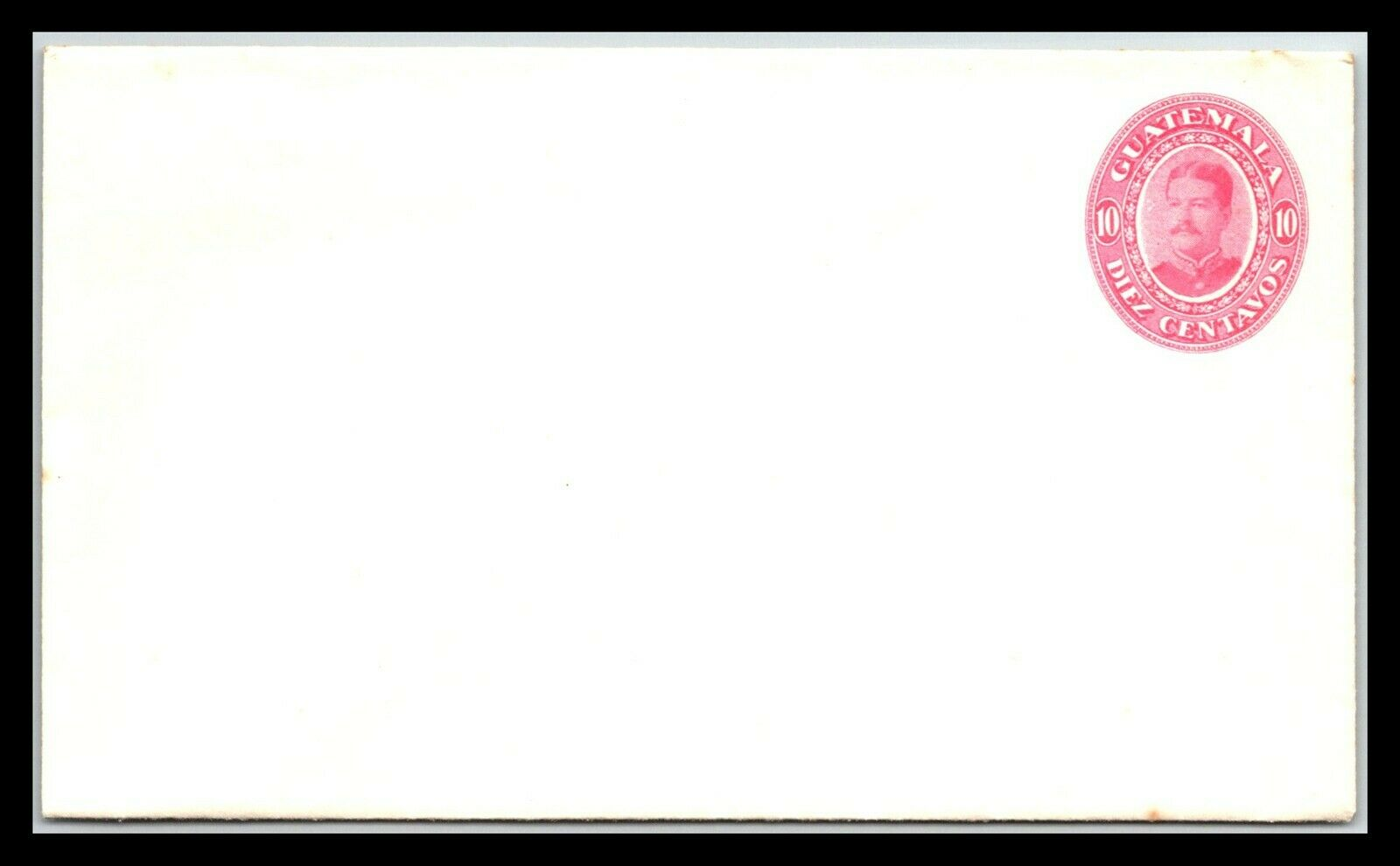 GP GOLDPATH GUATEMALA POSTAL STATIONARY MINT CV743 P01 - $76.00