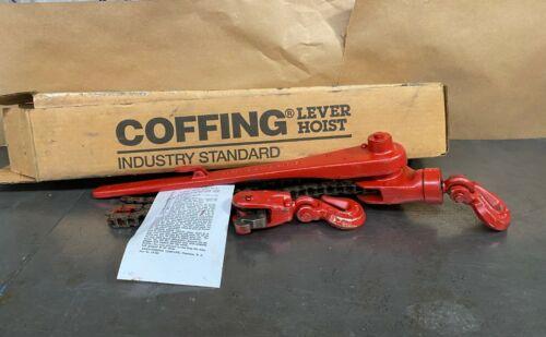 Coffing Hoist Model AD Load Binder/Lever Hoist 1-1/2 Ton