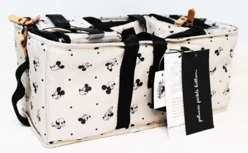 Disney Parks Petunia Pickle Bottom Intermix Deluxe Kit Micro Mickey Mouse Black