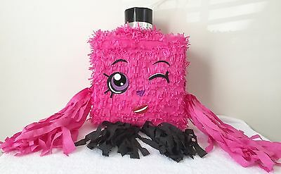 Nail Polish Pinata Great for a Shopkins Theme Party Sale!! - Great Themes For Parties