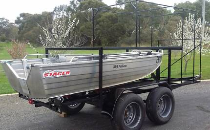 3.9m stacer, 30hp, off road camper trailer, 33 inch tyres, Woodside Adelaide Hills Preview
