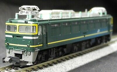 3066-2 Kato N Gauge EF81 Twilight Express Color Tren Modelo Eléctrico Locomotora