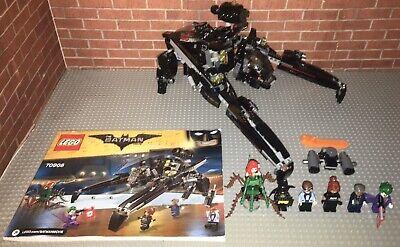Lego 70908 Super Heroes Batman Movie The Scuttler Set Minifigures