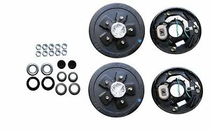 Add-Brakes-to-Your-Trailer-Basic-kit-3500-Axle-5-x-4-5-Electric-Axel-Replace