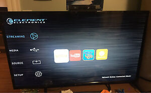 40' smart Led Tv almost new