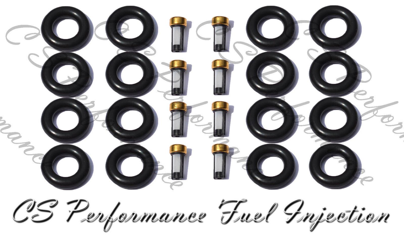 Fuel Injectors Rebuild Repair Kit fits D1830GA for 89-98