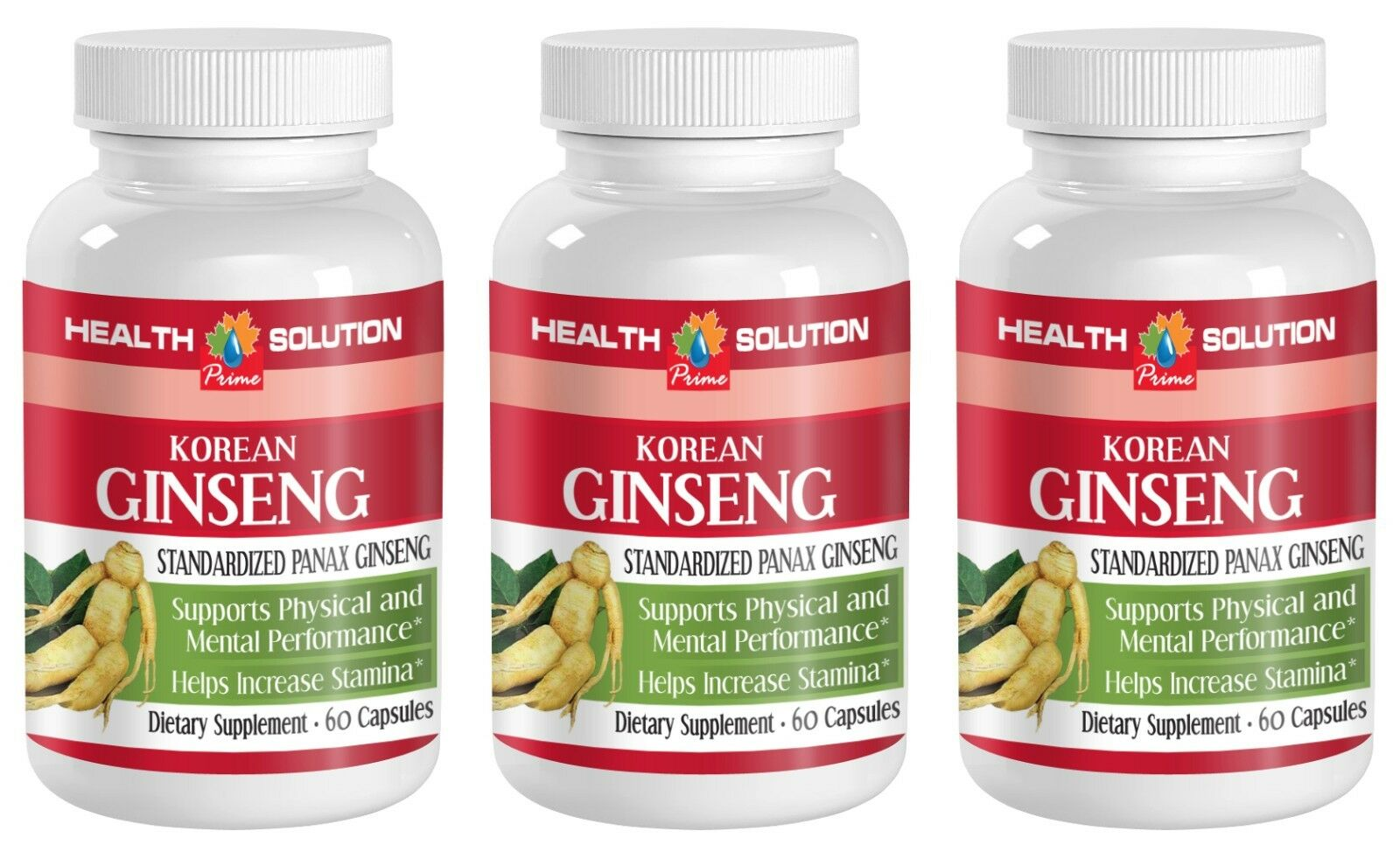 Ginseng and female sex drive