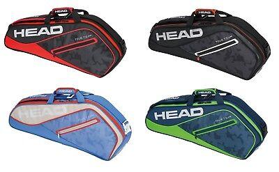 NEW Head Tour Team 3R Pack Pro Tennis Racquet Bag 2018
