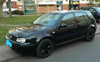 VW Golf 4 (1J) 1.4 Test