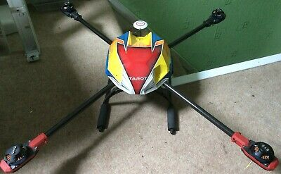 Large quadcopter/ drone with Tarot extended frame,all Carbon