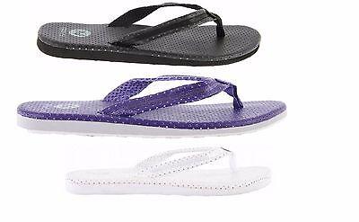 Gravis Mohito Liberty, White and Black Sandals Flip Flops Women ~Retail $25.95~  Gravis Flip Flops
