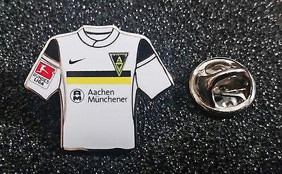 Alemannia Aachen Pin Fußball Trikot 2011-2012 Away Aachen Münchner Bundesliga image